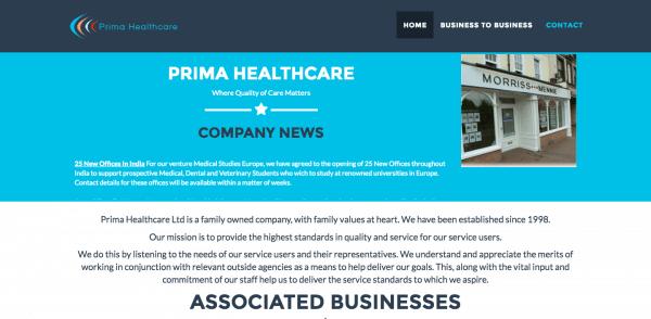Prima Healthcare