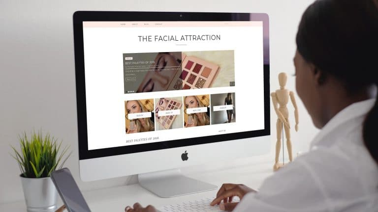 The Facial Attraction